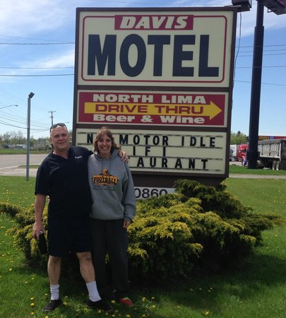 Davis' Motel: Great place to stay