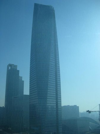 BEST WESTERN Premier Songdo Park: View from room