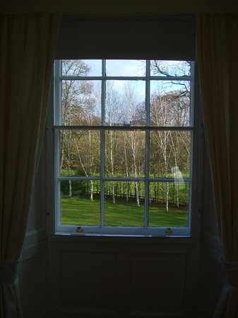 Chatton Park House: View from room