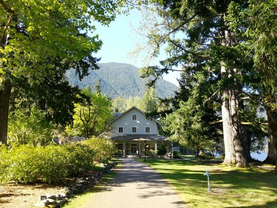 Lake Crescent Lodge: Olympic National Park