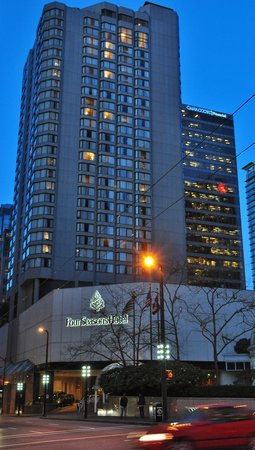 Four Seasons Hotel Vancouver: The Four Seasons