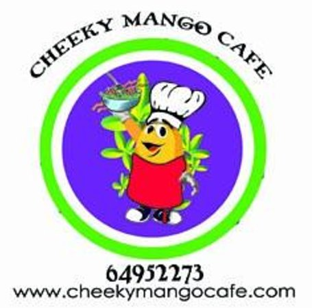 Merimbula, Avustralya: Cheeky Mango logo and contact
