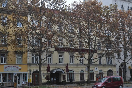 Austria Classic Hotel Wien - fachada