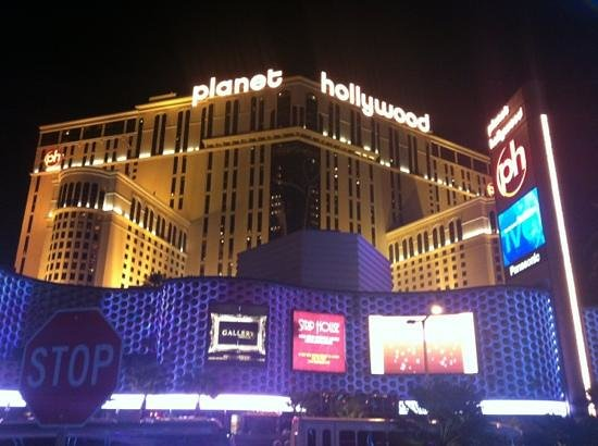 Planet Hollywood Resort & Casino: -
