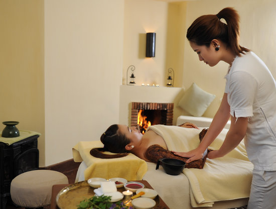 Ana Mandara Villas Dalat Resort & Spa: Coffee Scrub