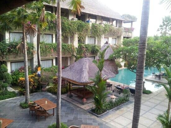 Benoa, : View from Lobby
