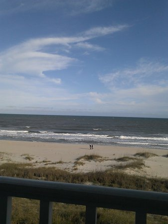 Ocean Isle Beach, NC: Beautiful View