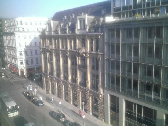 The Westin Grand Berlin: View
