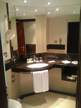 The Westin Grand Berlin: Bathroom