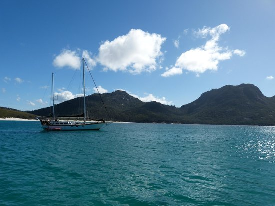 Coles Bay, Australien: Wineglass Bay
