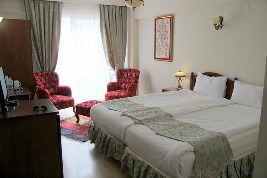 Basileus Hotel: Twin/double room