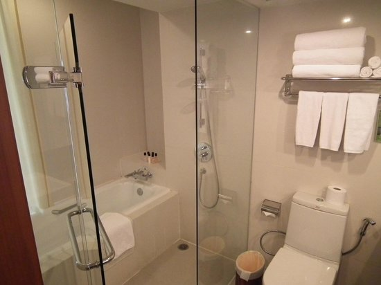 Ramada Plaza Menam Riverside: Bathroom