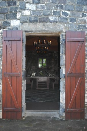 The Oberoi, Mauritius: Gunpowder room