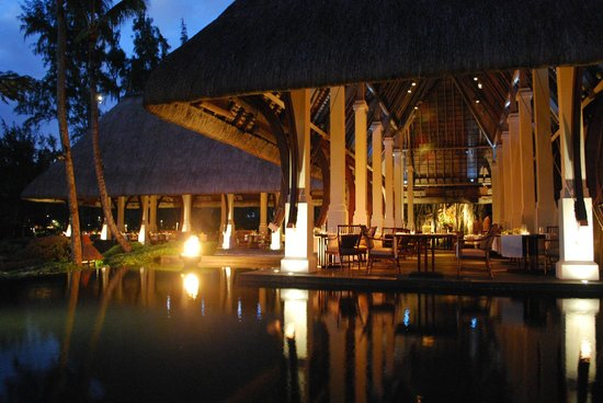 The Oberoi, Mauritius: The main restaurant