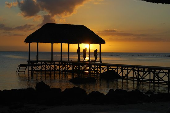 The Oberoi, Mauritius: Great sunsets
