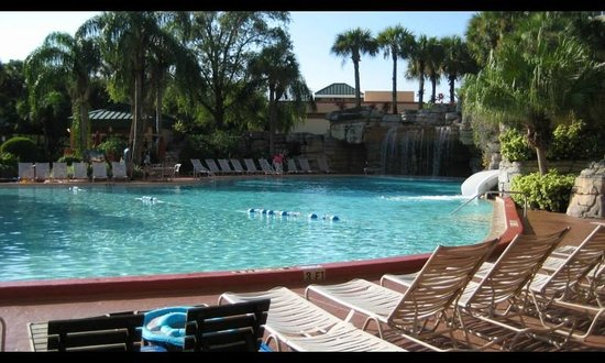 Radisson Resort Orlando-Celebration: Pool side