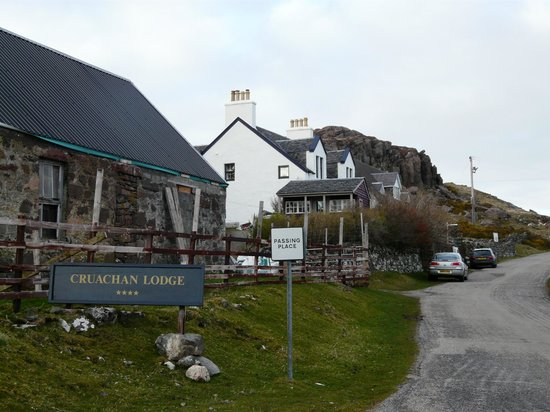 Cruachan Lodge