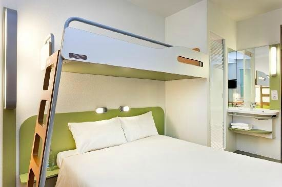 , : Ibis budget_Chambre standard