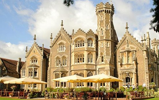 The Oakley Court