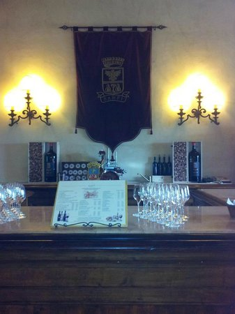 Castello Banfi - Il Borgo: Degustazioni