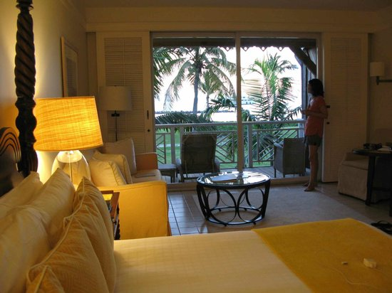 Four Seasons Resort Nevis, West Indies: our room