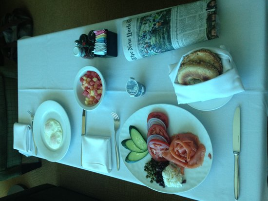 Trump International Hotel Las Vegas: Delicious!!! Order room service :))