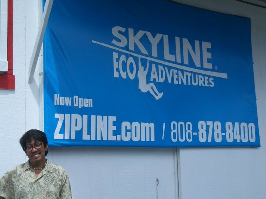 Honomu, HI: A great zip line company