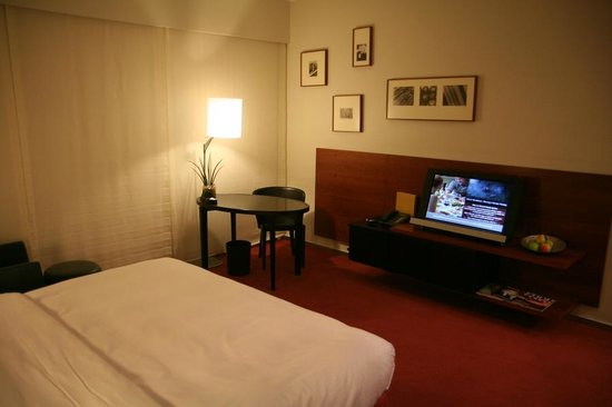 Grand Hyatt Berlin: Our Room!