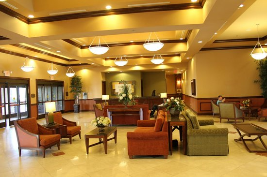 Holiday Inn Club Vacations Las Vegas - Desert Club Resort: Lobby/ Guest services