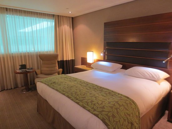 Sofitel London Heathrow: Standard room 4th floor