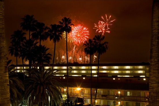 Ramada Maingate - At The Park: View of the Fireworks