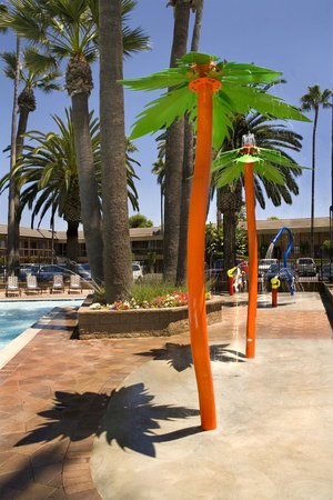 Ramada Maingate - At The Park: Kid's Play Area at the Pool