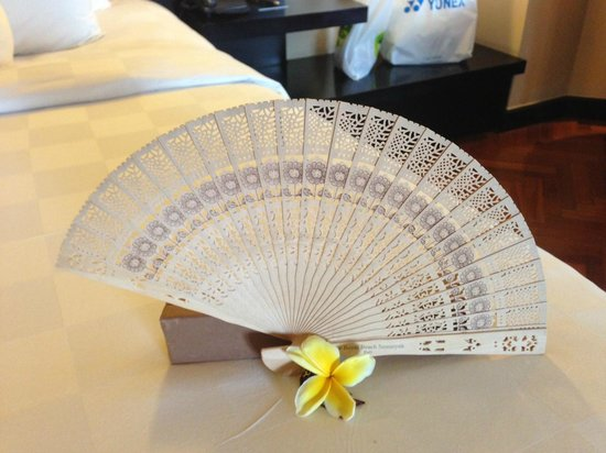 The Royal Beach Seminyak Bali - MGallery Collection: welcome gift