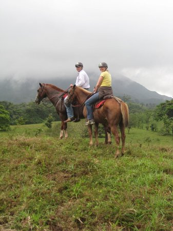 Nuevo Arenal, Costa Rica: On one of the tours
