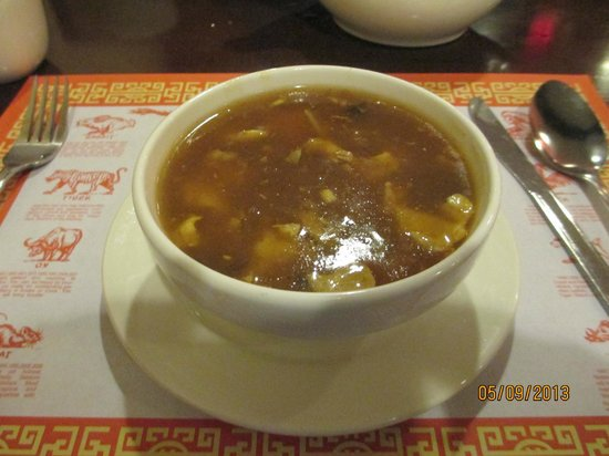 Plymouth, NH: Hot and Sour Soup!