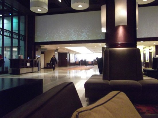 Sheraton Centre Toronto Hotel: Reception area