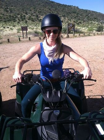 Camp Verde, AZ: Vroom!
