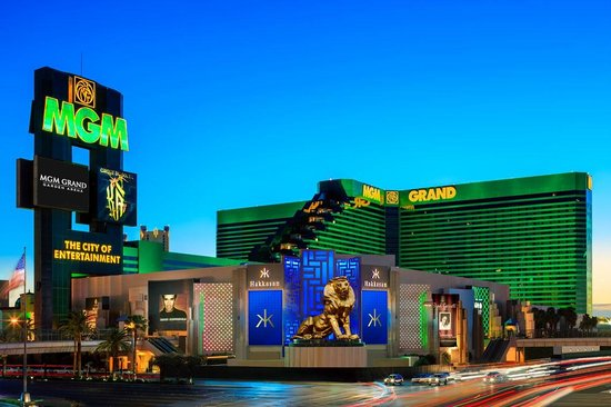 MGM Grand Hotel and Casino: MGM Grand Hotel &amp; Casino Las Vegas