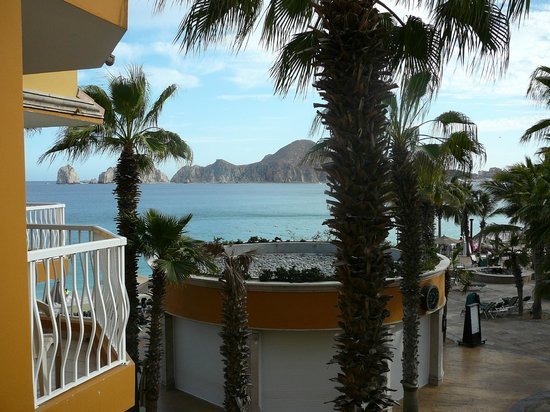 Villa del Palmar Beach Resort & Spa Los Cabos: View from our Balcony