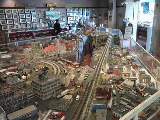 Scranton, PA: Model Railroad