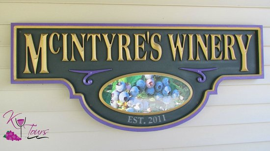 Danville, KY: McIntyre&#39;s Winery