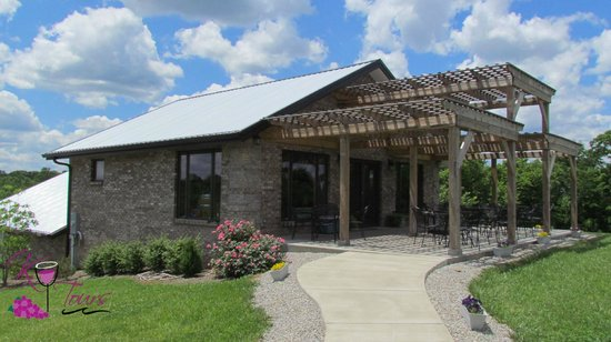 Danville, KY: Horseshoe Bend Winery