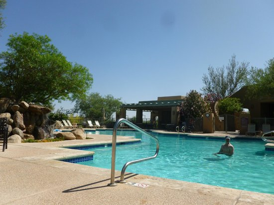 Fountain Hills, AZ: the main pool