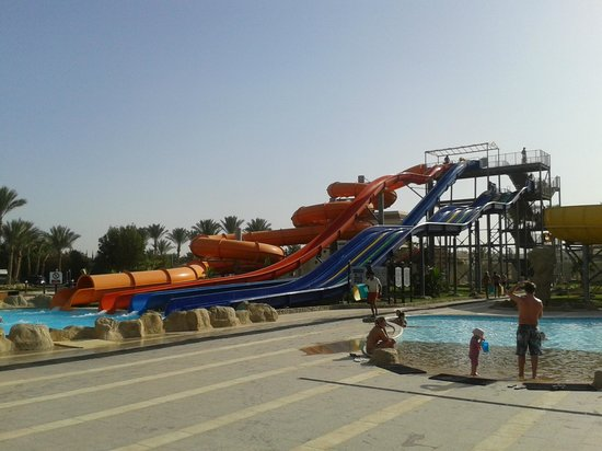 Royal Albatros Moderna Sharm el-Sheikh: water park