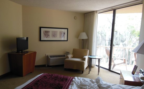 Paramount Plaza Hotel & Suites: Room with a King