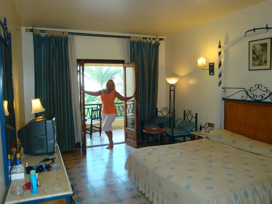 Sunny Days Palma De Mirette Resort &amp; Spa: unser Zimmer