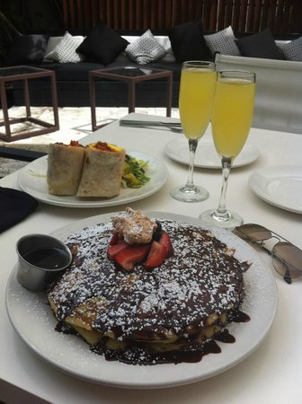 The Angler's Boutique Resort : Excellent Brunch!