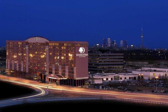 Welcome to DoubleTree by Hilton Hotel Toronto Airport