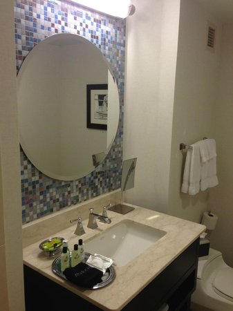 InterContinental Hotel Tampa: Bathroom