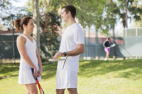 Hyatt Regency Grand Cypress: Tennis And Racquet Club